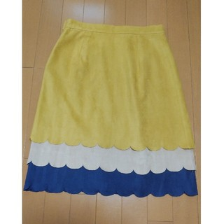 スーナウーナ(SunaUna)のSunaUna スカート(ひざ丈スカート)