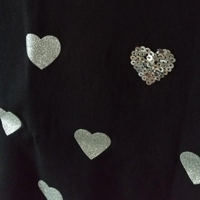 GU(ジーユー)の130cm  キッズ/ベビー/マタニティのキッズ服女の子用(90cm~)(Tシャツ/カットソー)の商品写真
