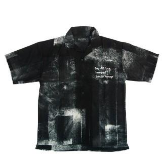 FALILV by FaLiLV ビッグシャツ シースルー ブラック