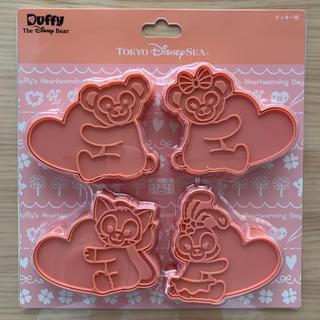 ダッフィー - ダッフィー  クッキー型