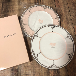 ジルスチュアート(JILLSTUART)のペアプレートセット皿(食器)
