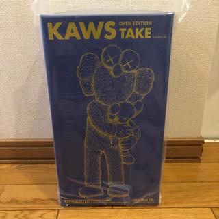 MEDICOM TOY - kaws take Blue