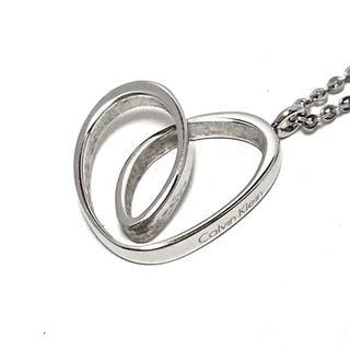 カルバンクライン(Calvin Klein)のカルバンクライン ネックレス美品  -(ネックレス)