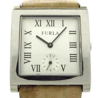 フルラ(Furla)のフルラ 腕時計 - レディース シルバー(腕時計)