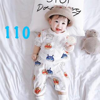新品 半袖 アンパンマン パジャマ 110サイズ