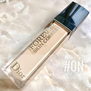 ディオール(Dior)の【未使用箱なし】0N ニュートラル フォーエヴァースキンコレクト コンシーラー(コンシーラー)