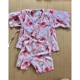 ミキハウス(mikihouse)のミキハウス 甚平 100(甚平/浴衣)