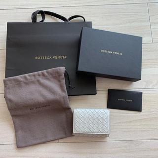 Bottega Veneta - Bottega Veneta 人気商品 三つ折りミニウォレット