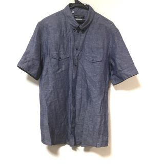 ドルチェアンドガッバーナ(DOLCE&GABBANA)のドルチェアンドガッバーナ 半袖シャツ美品 (シャツ)