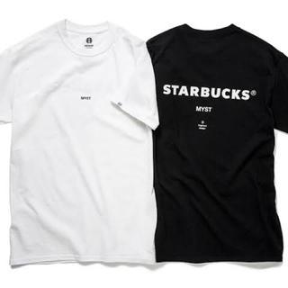 スターバックスコーヒー(Starbucks Coffee)のスタバ 宮下限定黒 L(Tシャツ/カットソー(半袖/袖なし))