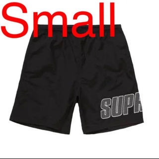 Supreme - 19SS Supreme Logo Applique Water Short S
