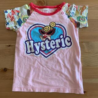 HYSTERIC MINI - ヒスミニ 90サイズ Tシャツ