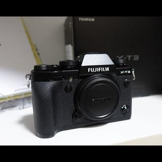 富士フイルム - FUJIFILM X-T3 ボディ(ブラック)+付属品一式