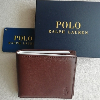 ポロラルフローレン(POLO RALPH LAUREN)のポロラルフローレン 財布 メンズ(折り財布)