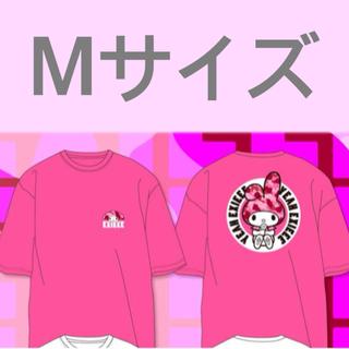 EXIEEE ポップアップストア限定 マイメロTシャツ ピンク M(お笑い芸人)