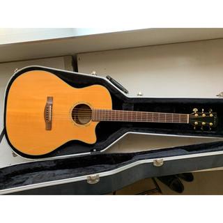 フェンダー(Fender)の難有 良音 fender GA-45SCE NAT YUI エレアコ (アコースティックギター)