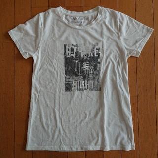 バックナンバー(BACK NUMBER)の.:*BACK NUMBER 半袖Tシャツ ホワイト Mサイズ ライトオン*:.(Tシャツ(半袖/袖なし))