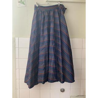 ロキエ(Lochie)の50s 60s US vintage サーキュラースカート(ひざ丈スカート)