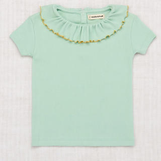 キャラメルベビー&チャイルド(Caramel baby&child )のmisha & puff 20SS  襟付きトップス 4-5y(Tシャツ/カットソー)