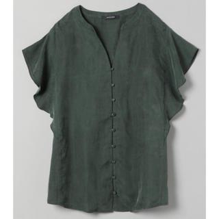 ジーナシス(JEANASIS)のジーナシス ノースリブシャツ(シャツ/ブラウス(半袖/袖なし))