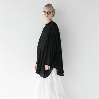 ネストローブ(nest Robe)の専用⭐︎Veritecoeur  コットンラウンドスリットプルオーバー(シャツ/ブラウス(半袖/袖なし))