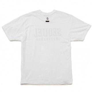 SEQUEL PRINT-TSHIRT WHITE  XLaize(Tシャツ/カットソー(半袖/袖なし))