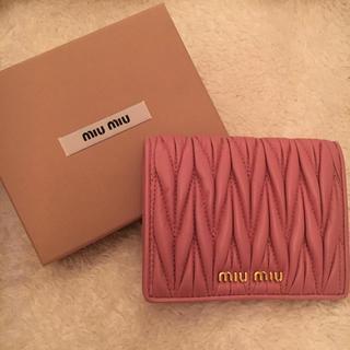 miumiu - MIUMIU 財布