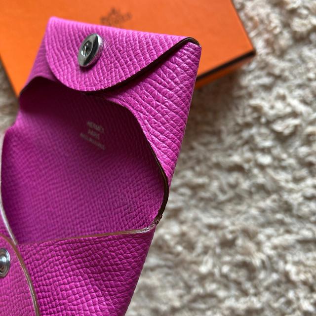 Hermes(エルメス)のHERMESコインケースバスティア レディースのファッション小物(コインケース)の商品写真