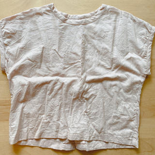 Caramel baby&child  - little cotton clothes ピンクトップス 2-3y