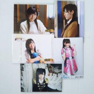 エーケービーフォーティーエイト(AKB48)の渡辺麻友★特典写真5枚(アイドルグッズ)