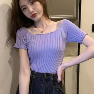 ゴゴシング(GOGOSING)の韓国トップス(Tシャツ(半袖/袖なし))