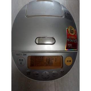 Panasonic - 激安❢美品❢最高級❢純銅5層厚釜パナソニック可変圧力IH炊飯器❢5.5合炊き❢