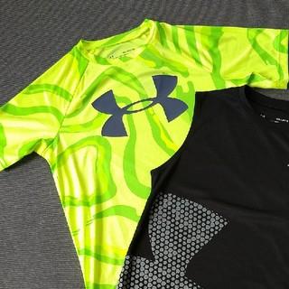 UNDER ARMOUR - 新品数量限定SALE!アンダーアーマーTシャツ2枚セット160