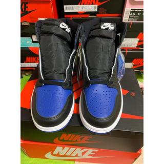 NIKE - Nike Air Jordan 1 high Og Royal Toe