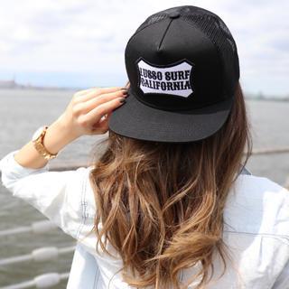 ディーゼル(DIESEL)の西海岸スタイル☆カリフォルニアパッチキャップ ブラック ボックスロゴ ニューエラ(キャップ)