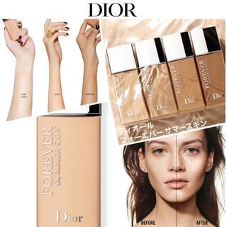 Dior - ꙳新発売꙳夏季限定꙳Dior ディオール  フォーエヴァーサマースキン ファンデ