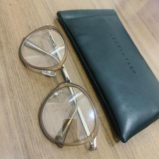 ローリーズファーム(LOWRYS FARM)のおしゃれ眼鏡 度なし(サングラス/メガネ)