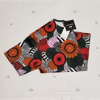 ユニクロ(UNIQLO)のマリメッコ ユニクロ Tシャツ(Tシャツ(半袖/袖なし))