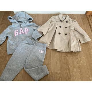 babyGAP - まとめ売り 女の子 80-90