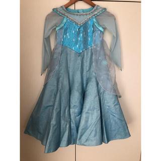Disney - ビビディバビディブティック エルサ ドレス 120