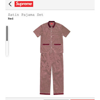 Supreme - SUPREME satin pajama set パンツのみ シュプリーム
