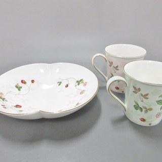 ウェッジウッド(WEDGWOOD)のウェッジウッド 食器新品同様  陶器(その他)