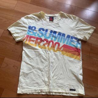 ドルチェアンドガッバーナ(DOLCE&GABBANA)のドルガバ Tシャツ 汚れと小さな穴あります(Tシャツ/カットソー(半袖/袖なし))