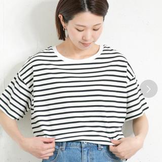 サニーレーベル(Sonny Label)のトルココットンルーズTシャツ(Tシャツ(半袖/袖なし))