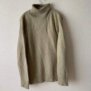 GU - ニット セーター GU タートルネック