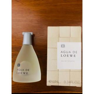 LOEWE - 早いもの勝ち AGUA DE LOEWE  アグア デ ロエベ 10ml