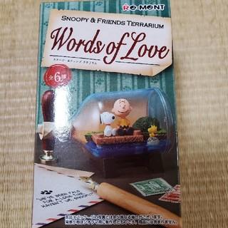 SNOOPY - SNOOPYterrarium WORLD of Love 5番