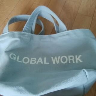 グローバルワーク(GLOBAL WORK)の2wayバッグ GLOBAL WORK!!(ハンドバッグ)