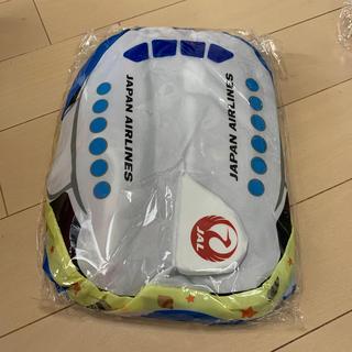 ジャル(ニホンコウクウ)(JAL(日本航空))の非売品新品未使用☆JALのキッズプレゼントセット/飛行機リュック(ノベルティグッズ)