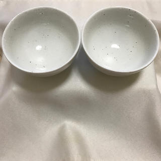 美濃焼 粉引釉茶碗(食器)